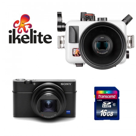 Pack caisson IKELITE + SONY...