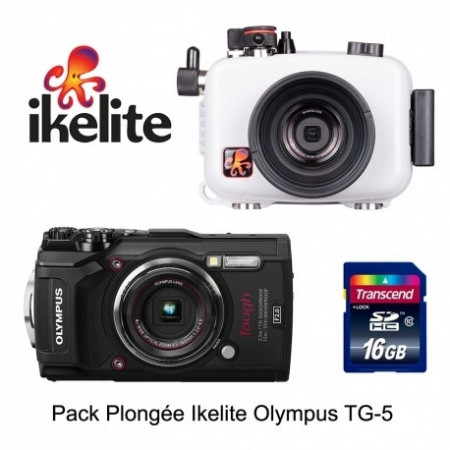 Ikelite camera housing pack...