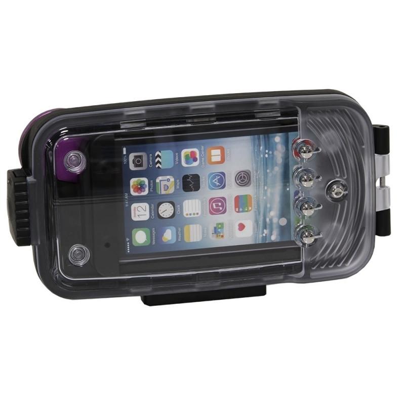IPhone 7 waterproof housing 40m I-Pix-A7B