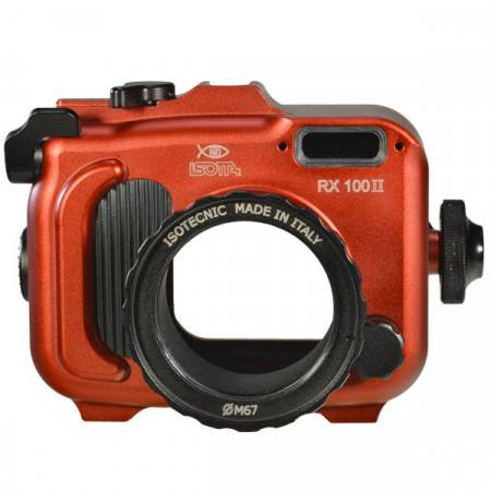 ISOTTA underwater housing for SONY RX100 II