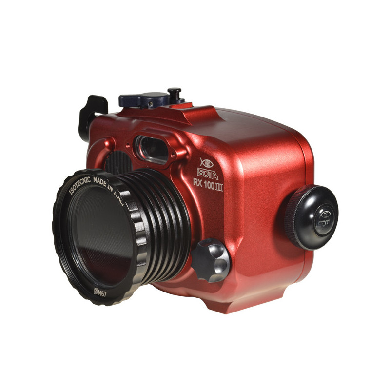 ISOTTA underwater housing for SONY RX100 III