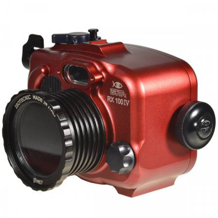 ISOTTA underwater housing for SONY RX100 IV