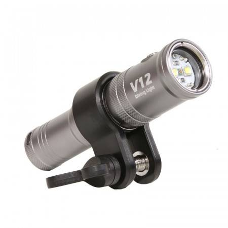 Diving led light I-Torch Fish-Lite V12-1500Lm at 120°
