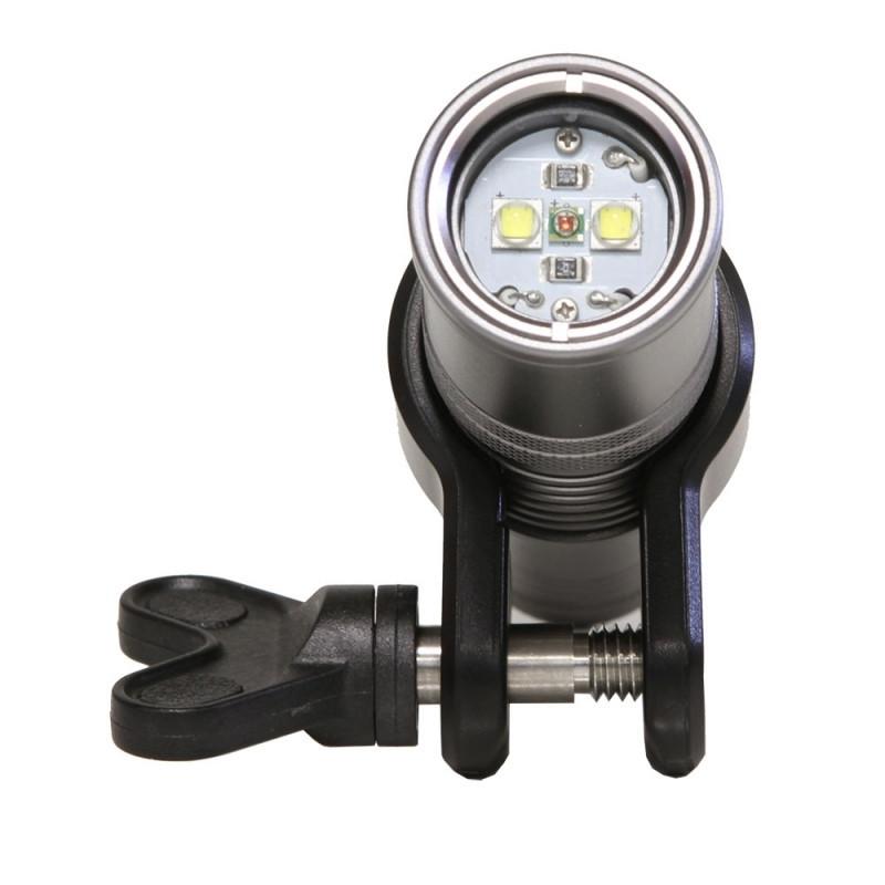 Diving led light I-Torch Fish-Lite V12-1500Lm at 120°