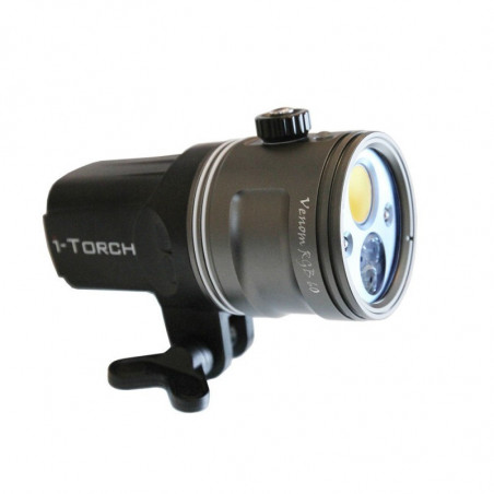 Phare I-TORCH Venom 50 RGB - 5500Lm + 10° IRC90