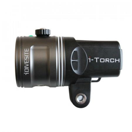 I-TORCH Venom 50 RGB - 5500Lm + 10° IRC90