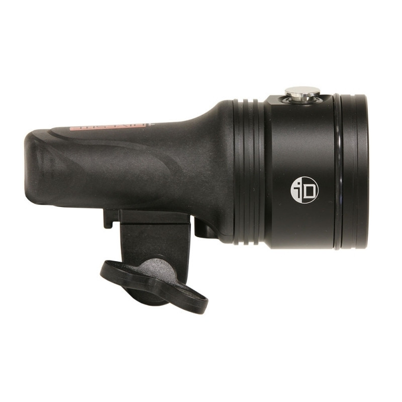 Scuba light I-Torch PRO 8 monoled - 3000 Lm + red