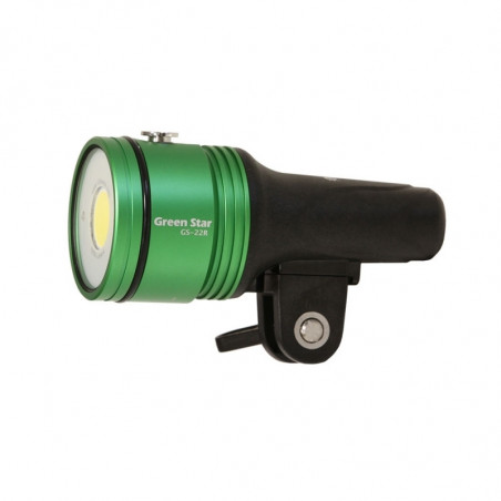Phare I-Torch FishLite GS-22R monoled - 2200 lm+rouge