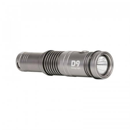Phare I-Torch FISH LITE D9 - 1200 lumens 120°