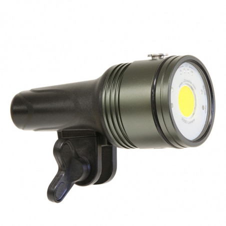 Phare video I-Torch BlackStar BS30 monoled 3000Lm