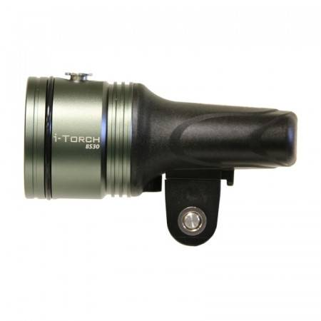 Video light I-Torch BlackStar BS30 monoled 3000Lm