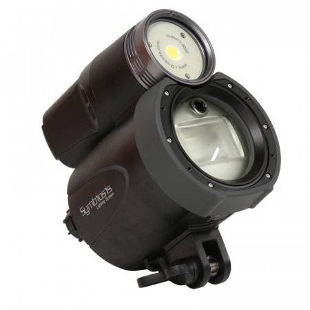 Flash I-Torch Symbiosis SS2 + tête 4000 Lm