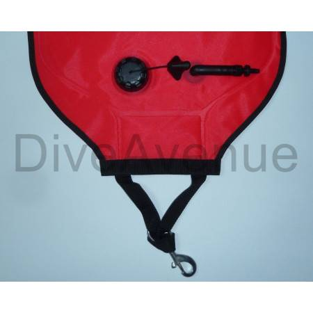Liftbag 30kg with closed end and inflation valve. TPU
