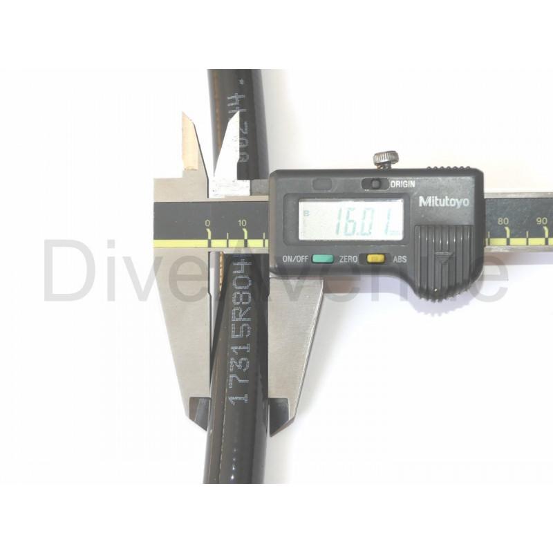 Equalizer set DIN-DIN with pressure gauge 180cm long