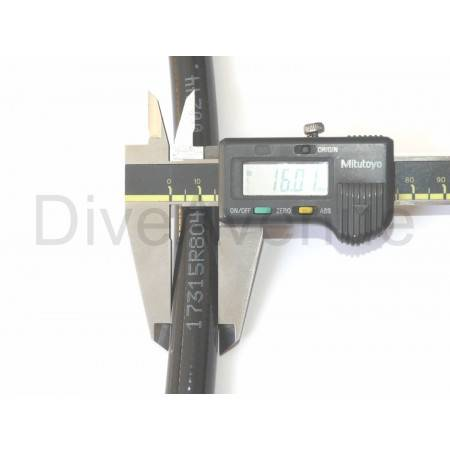Equalizer set YOKE-YOKE with pressure gauge 180cm long