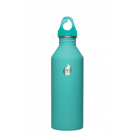 Mizu M8 stainless steel bottle 800ml ST Mint