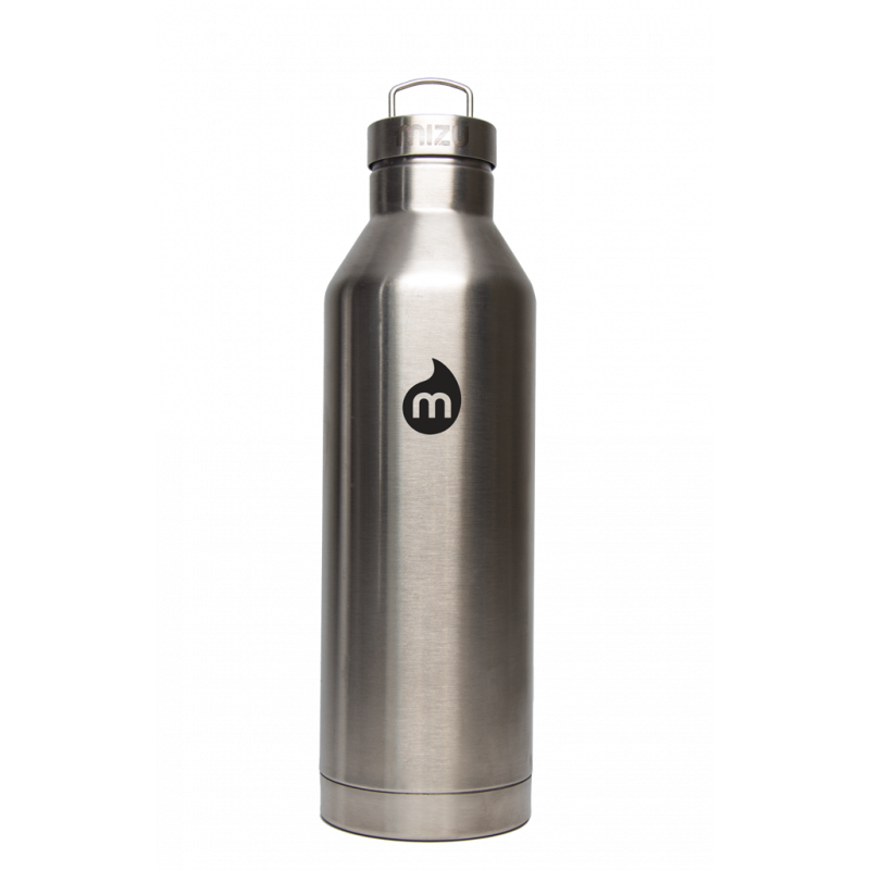 Mizu V8 water bottle 800ml vacuum insulated