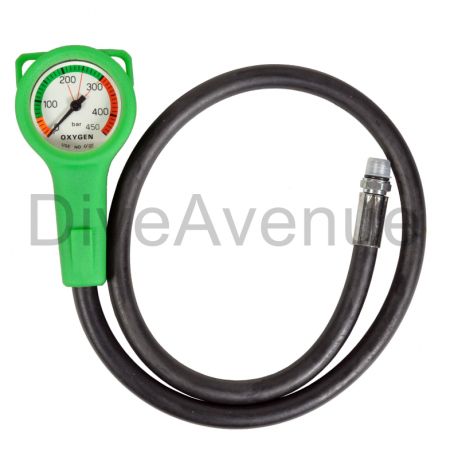 Oxygen Manometer 52mm slim...