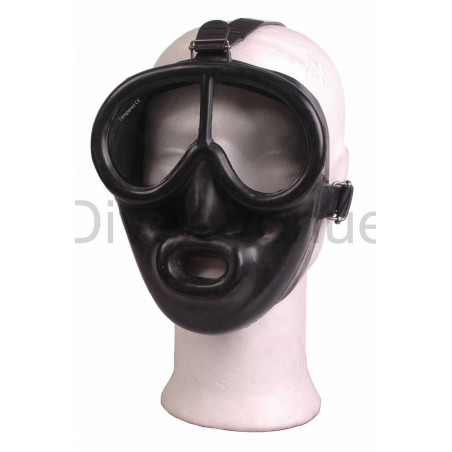 Scuba face mask