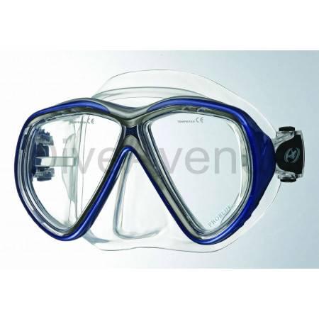 Masque de plongée silicone...