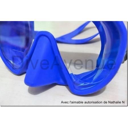 Lentilles correctrices pour masque DIVEOPTX
