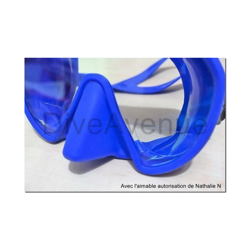 DiveOptx mask magnifiers