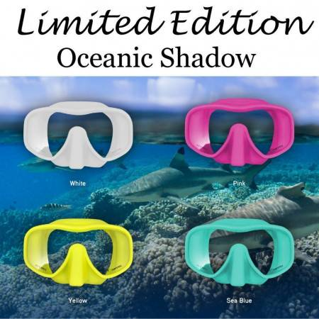Masque OCEANIC Shadow Limited Edition