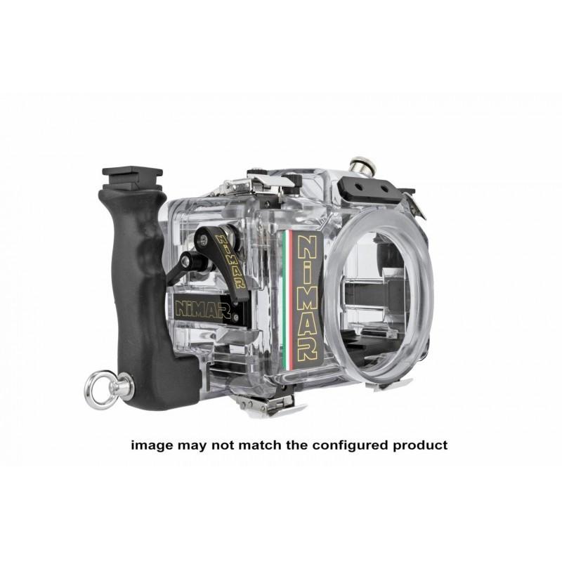 Caisson étanche nu pour Nikon D50 Nimar