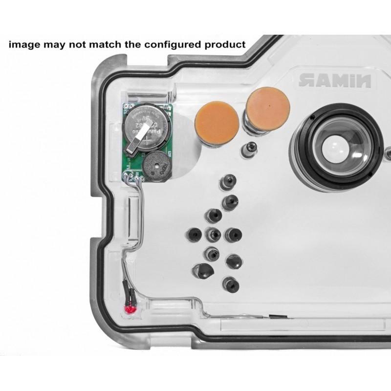 Underwater housing for Nikon D50 Nimar