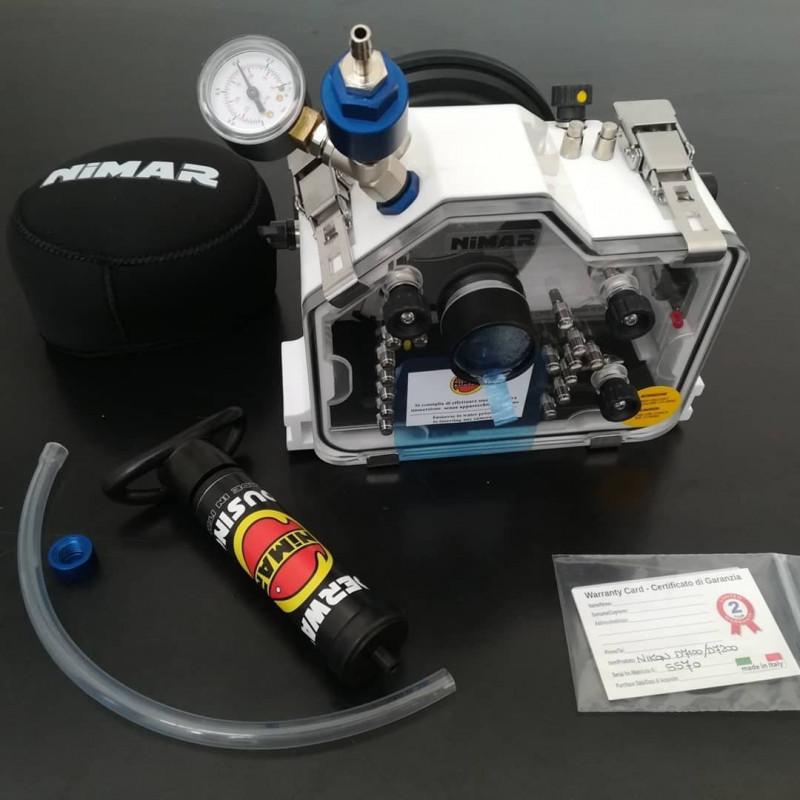 Pompe à vide pour caisson NIMAR