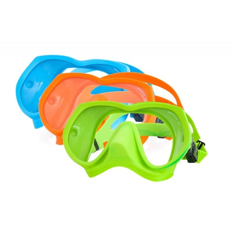 Masque de plongée OMS TATOO Frameless couleur