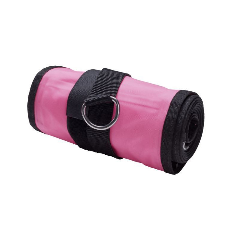 Pack sécurité OMS rose : parachute 1m+spool+pochette