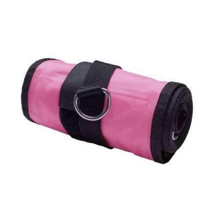 Pack sécurité OMS rose : parachute 1.8m+spool+pochette
