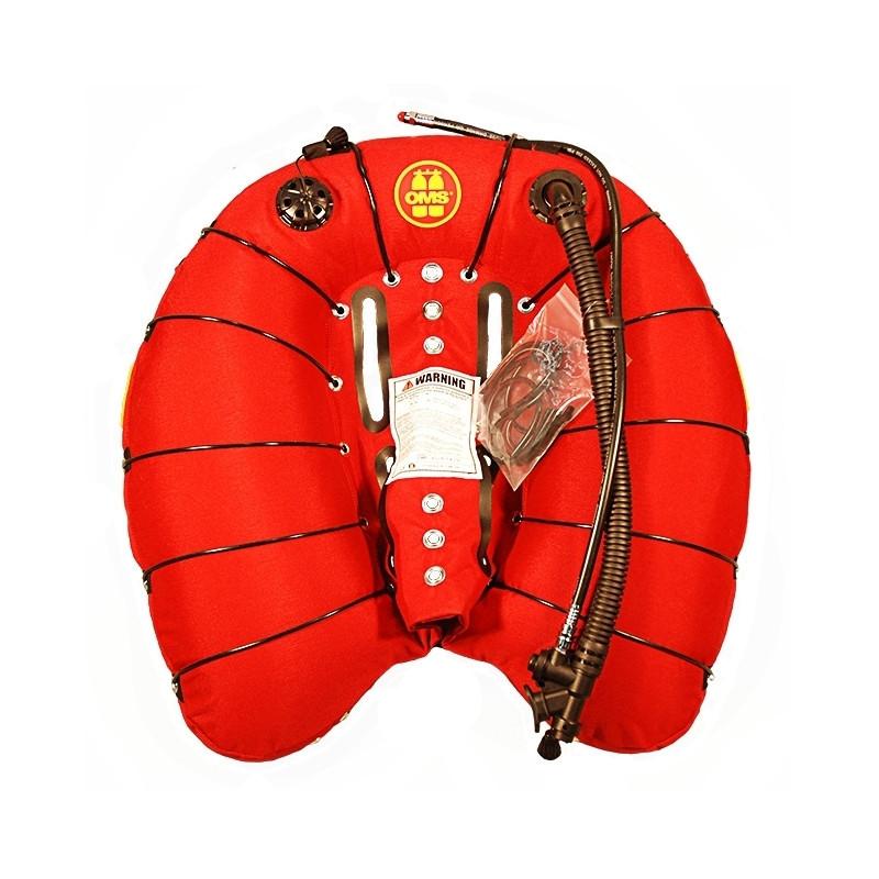 Wing DEEP OCEAN red 42L simple bladder OMS