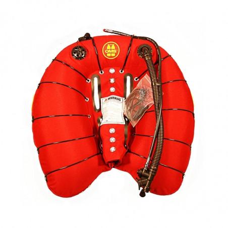Wing Deep Ocean rouge 42Litres simple enveloppe OMS