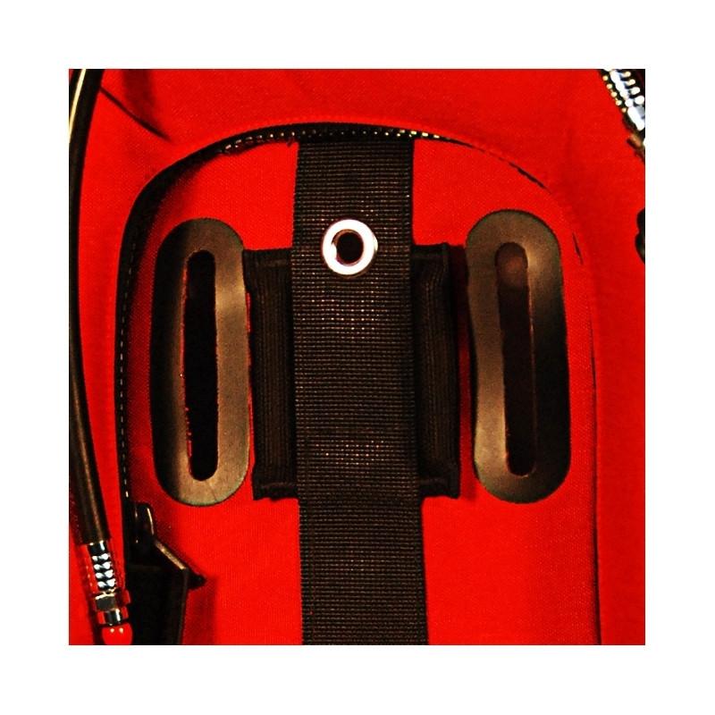 Wing OMS PERFORMANCE MONO rouge de 12,5L