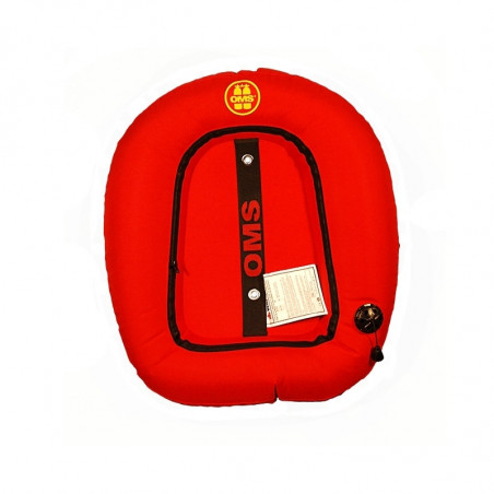 Wing OMS PERFORMANCE MONO red 20L