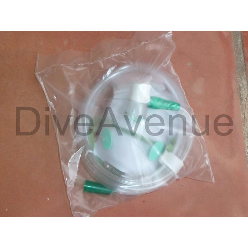 Kit oxygènothérapie plongée 5 Litres