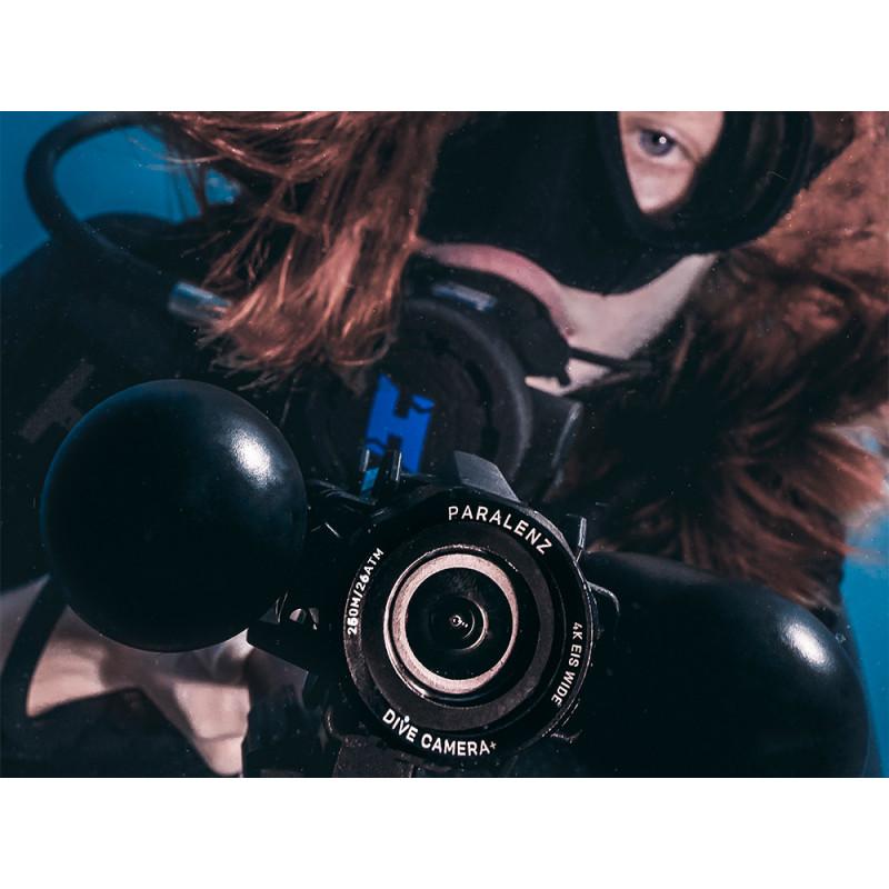 Vision 3ème personne pour camera PARALENZ