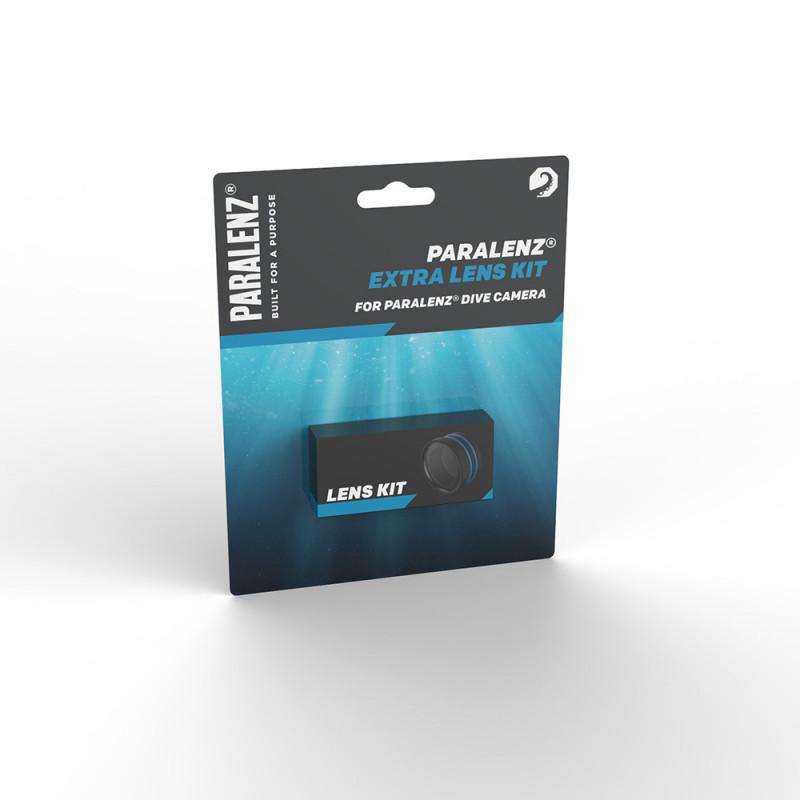 Kit lentille pour camera PARALENZ DC+