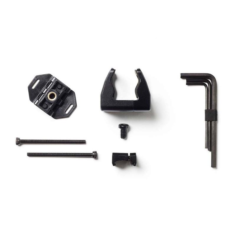 Speargun mount kit for PARALENZ camera
