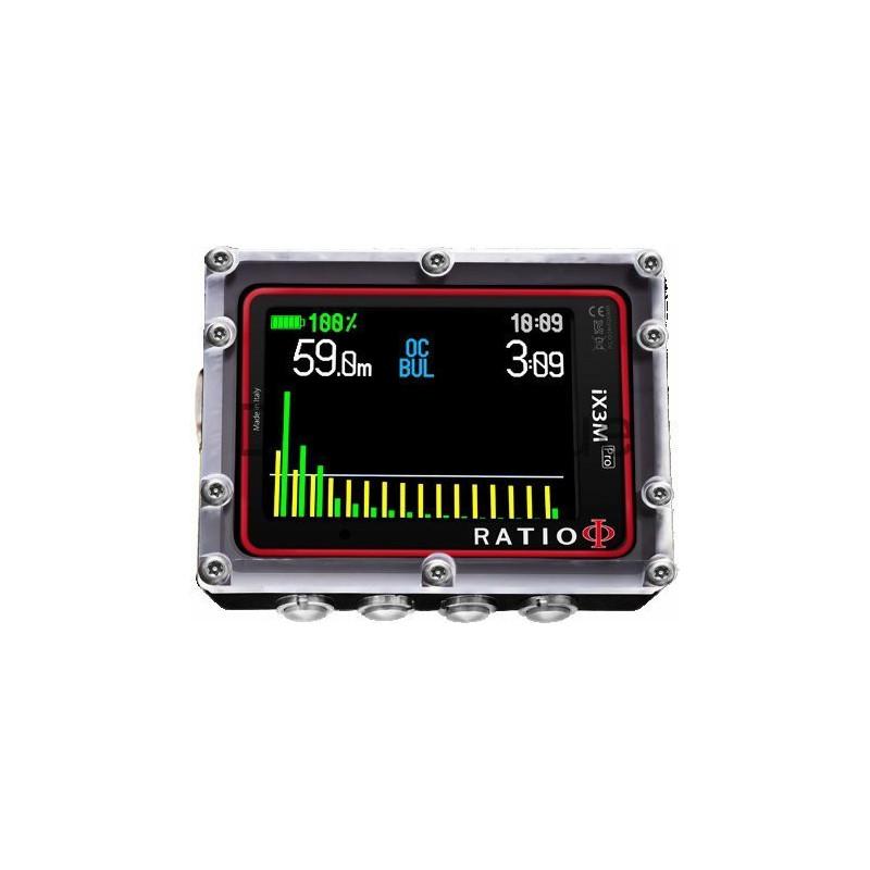 Ratio IX3M [Pro] DEEP Trimix dive computer