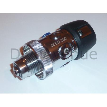 Piston scuba regulator DIN 300bars