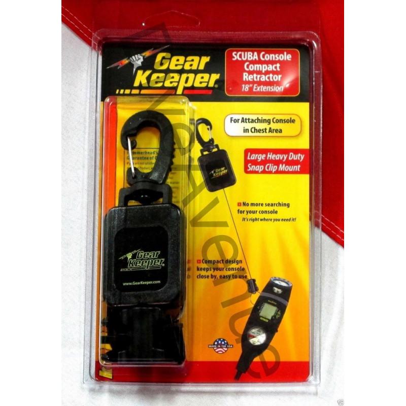 Scuba Retractor Geer Keeper RT4 81cm 566gr