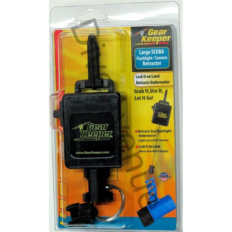 Retracteur plongée Gear Keeper RT3 106cm 340gr