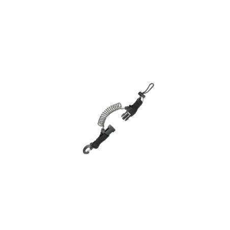 Dragonne plongée extensible avec clip de fermeture