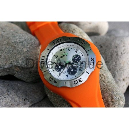 ADNA Watch CHRONO 51 Metal 100m waterproof