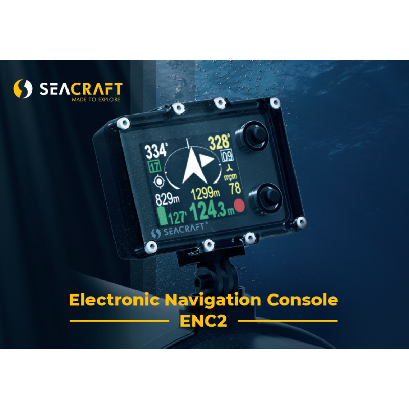 Electronic Navigation Console ENC2 SEACRAFT