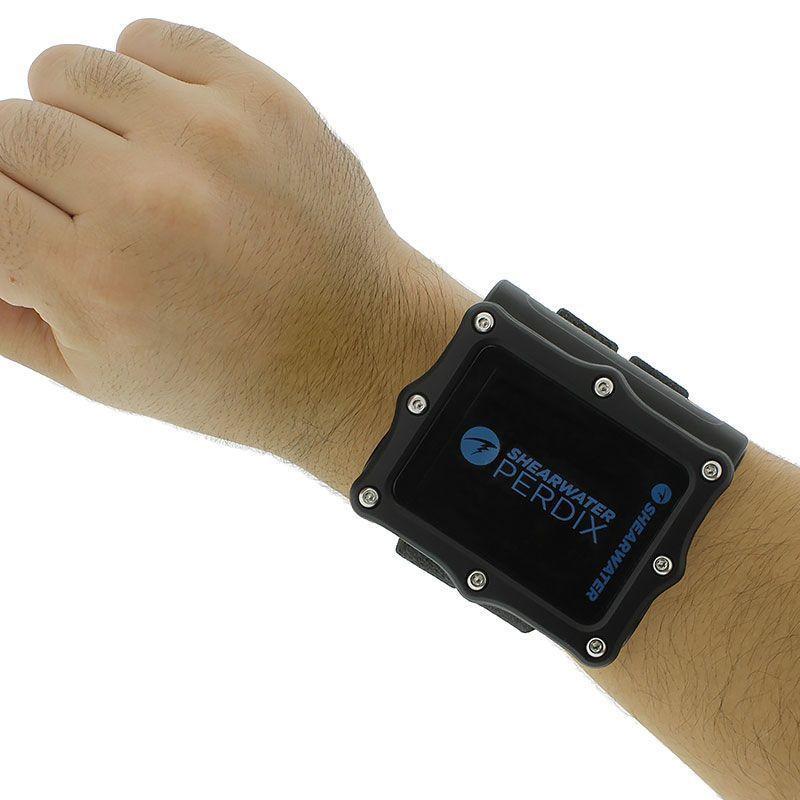 Trimix dive computer SHEARWATER PERDIX AI
