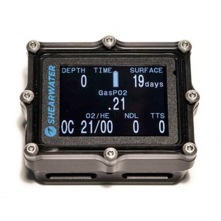 Ordinateur de plongée SHEARWATER PETREL 2 OC CC